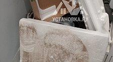 Установить сушильную машину в колонну на стиральную