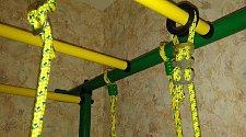 Установить детский спортивный комплекс Пионер 8