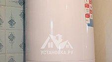 Демонтировать и установить накопительный водонагреватель объемом до 80 литров