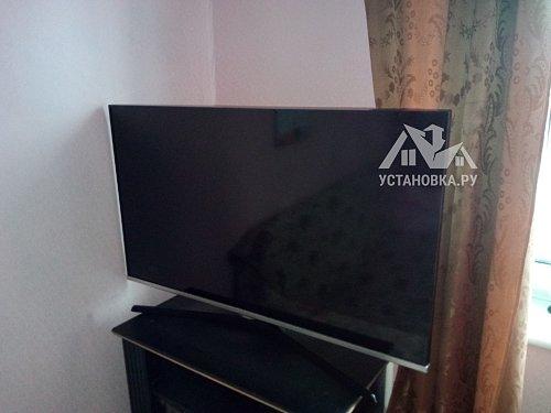 Настроить телевизор Samsung