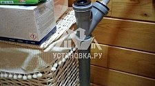 Установить сушильную машину в колонну Bosch WTW876H0OE