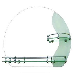 Зеркало ST №78П с креплением 600 х 700 (ДМ)