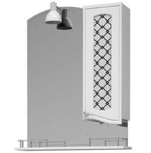 НЗ  Зеркало-шкаф ST 75 см ВЕГА 1 правый, с подсветкой