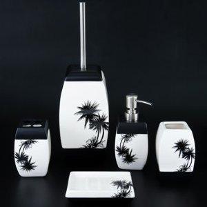 Набор для ванной из керамики ST-B30040 (5 предметов)