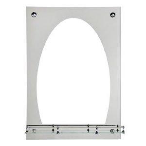 Зеркало ST №11К с креплением 500 х 700 (комби)