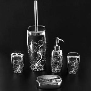 Набор для ванной из керамики ST-B35057 (5 предметов)