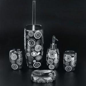 Набор для ванной из керамики ST-B35058 (5 предметов)