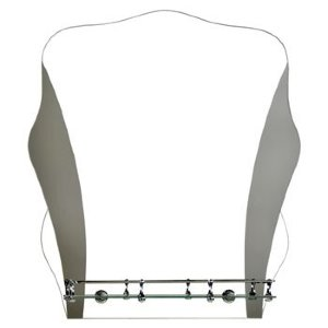 Зеркало ST №367Т с креплением 500 х 600 (ДМ)