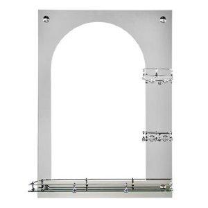 Зеркало ST №44Л с креплением 600 х 800 (комби)