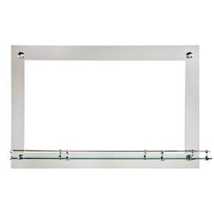 Зеркало ST №4 с креплением 500 х 800 (комби)