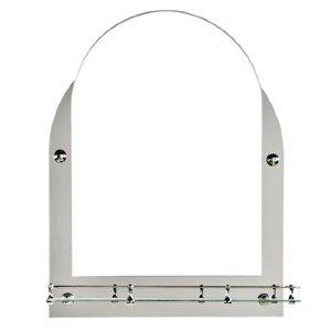 Зеркало ST №53 с креплением 500 х 650 (комби)