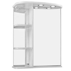 НЗ  Зеркало-шкаф ST 60 см ЛИЛИТ (с подсветкой, правый)