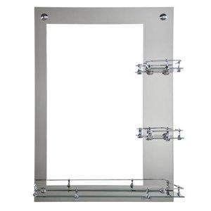 Зеркало ST №70 с креплением 550 х 750 (комби)
