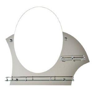Зеркало ST №42П с креплением 730 х 800 (комби)