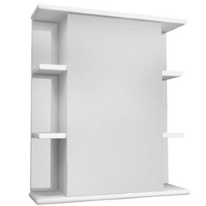 НЗ  Зеркало-шкаф ST 65 см АСТЕРИЯ (правый)