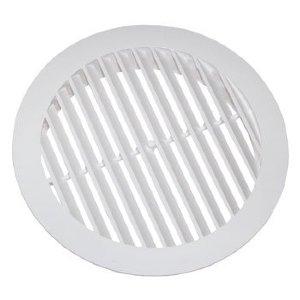 Решетка  вентиляционная кругл.наклонная (12РК) Рязань