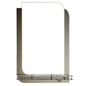 Зеркало ST №417 мини с креплением 500 х 750 (комби)