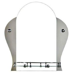Зеркало ST №ТТ с креплением 550 х 560 (комби)