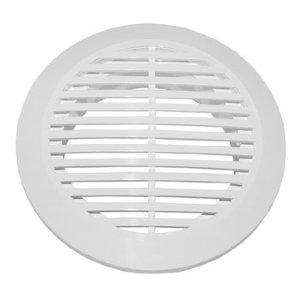 Решетка  вентиляционная кругл.с фланцем (10РКФ) Рязань
