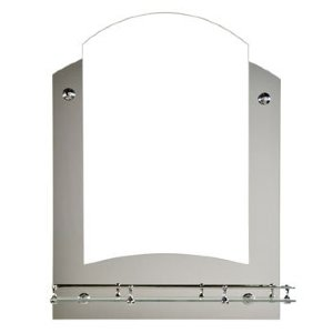 Зеркало ST №50 с креплением 500 х 670 (комби)